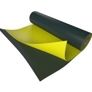 Мембранна хидроизолация - PVC, TPO