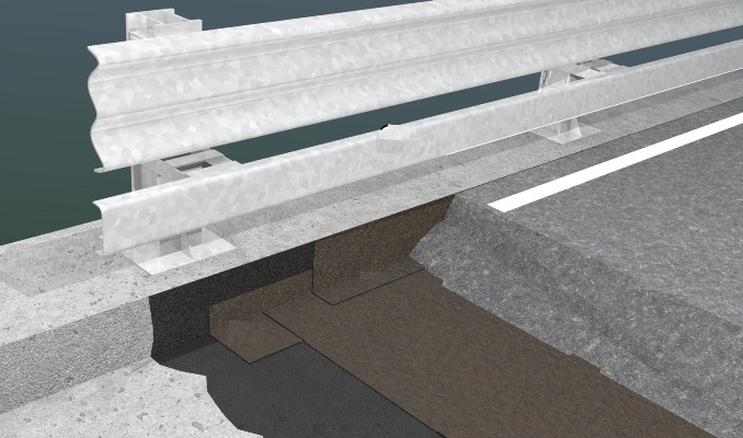 мост, Хидростоп