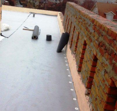 плосък покрив 2, Хидростоп