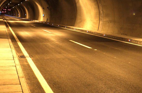 тунел 1, Хидростоп