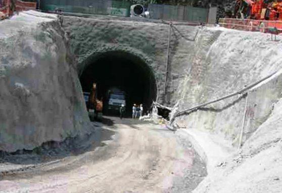 тунел 2, Хидростоп