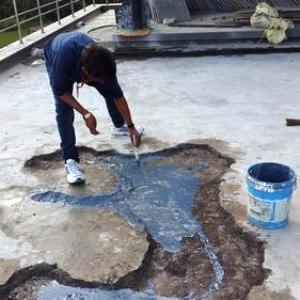 remont na terasa hidroisolatsiya 4, Хидростоп